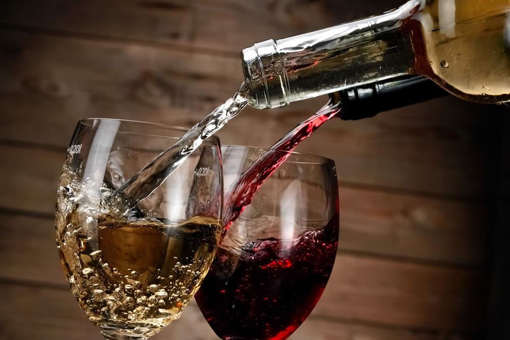 Ampia scelta dei vini