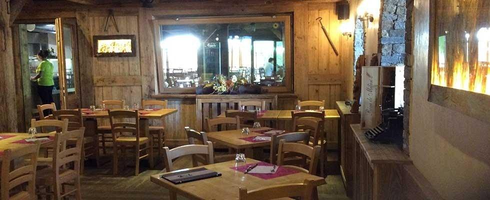 ristorante green park interno