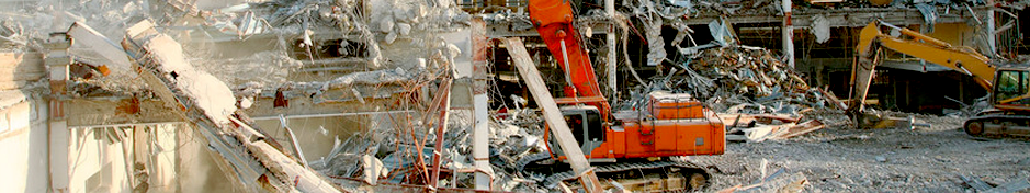 Screp Metal Processed - Ellesmere Port - Eastham Metals - Demolition