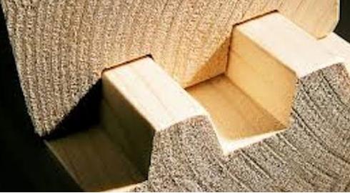 legno lamellare prodotto