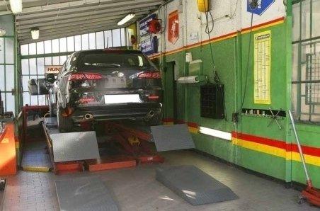 assistenza auto gomme