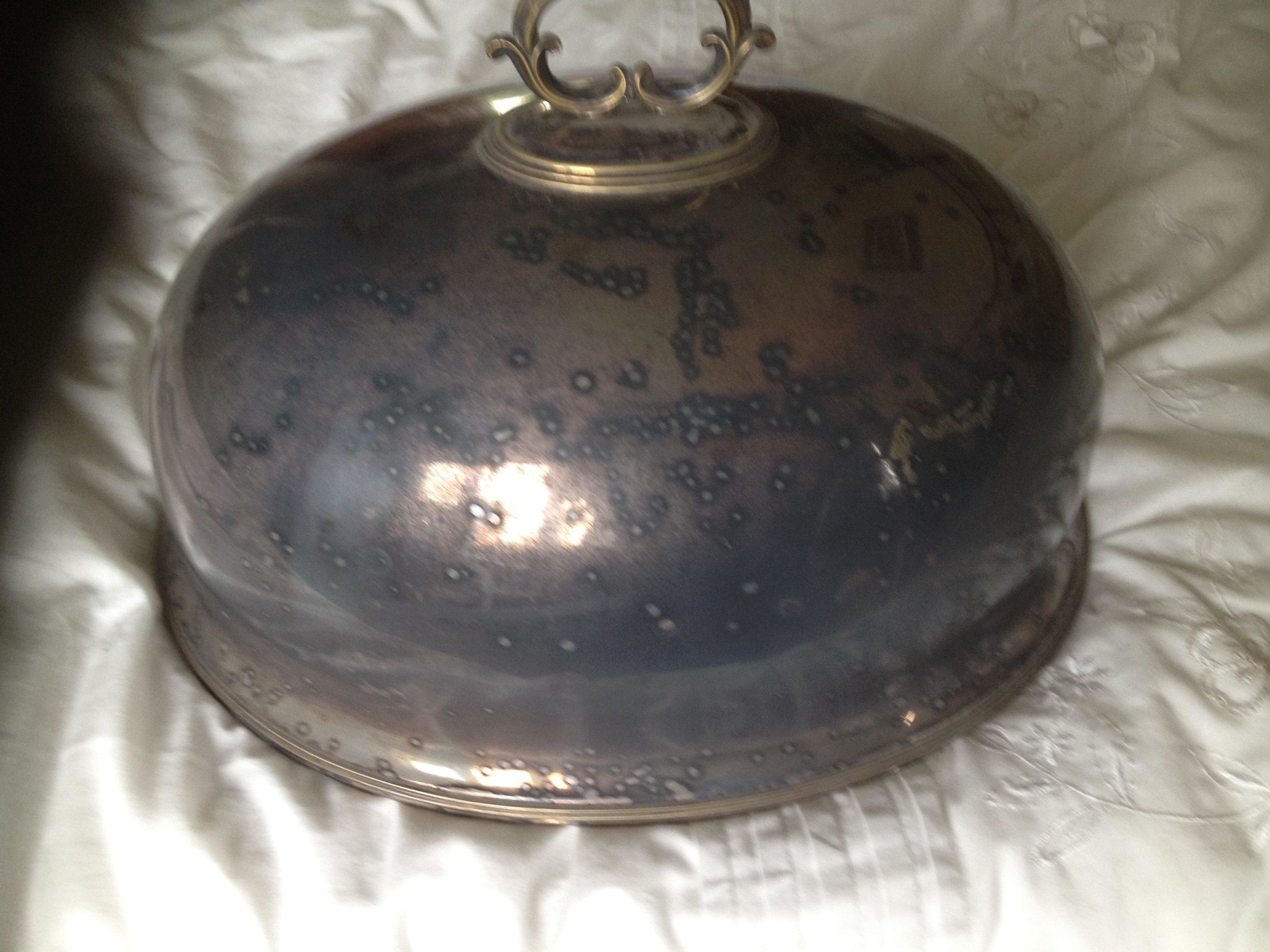 antique pressing iron