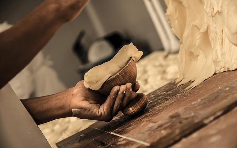 Caseificio Brussino produzione burro artigianale