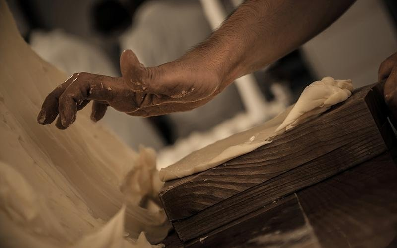 Lavorazione burro artigianale torin