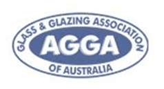 certified and registered with glass glazing association of australia