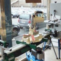 fresatrici per legno, fresatrici per metalli