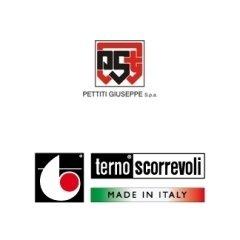 Pettiti Giuseppe, Terno Scorrevoli, sistemi per porte scorrevoli