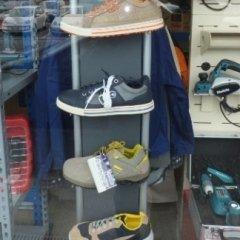 scarpe antinfortunistiche, abbigliamento antinfortunistica, cofra