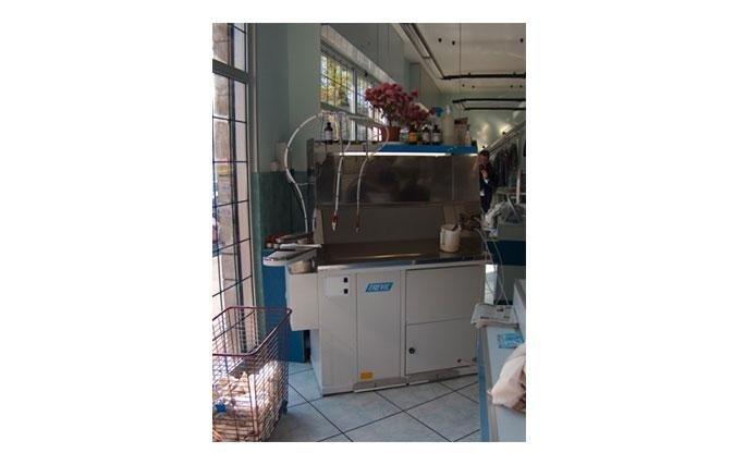 Macchinari lavanderia