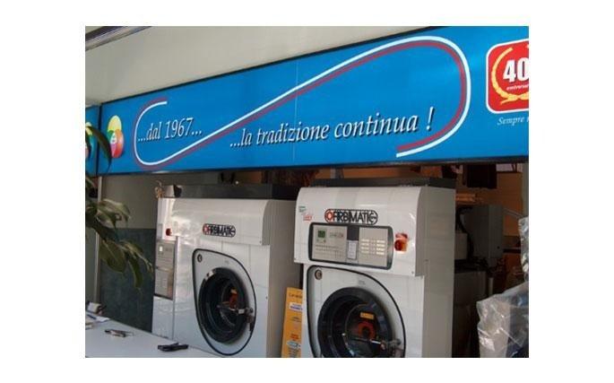 Macchine professionali lavanderia