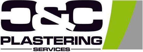 C and C Plastering logo