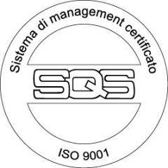 Certificazione SQS ISO 9001