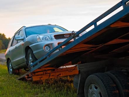Car salvage in Waikato