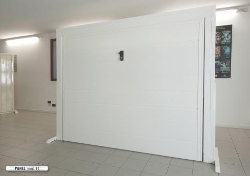 installazione Porte basculanti