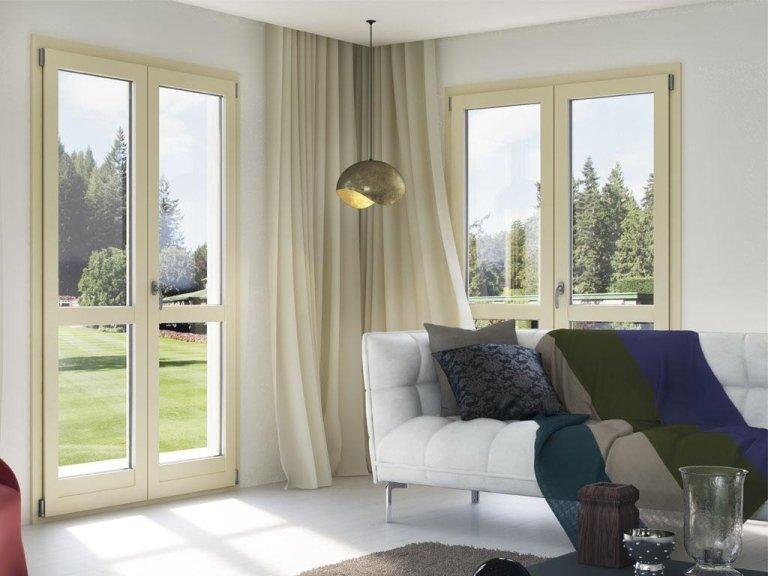 porta finestra_finestra in alluminio