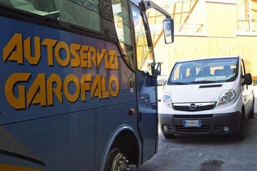 bus e furgone a noleggio
