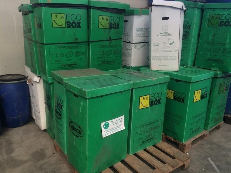 raccolta rifiuti speciali