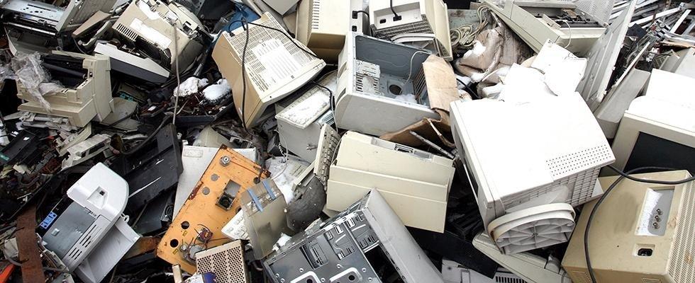 Raccolta rifiuti elettrici/elettronici