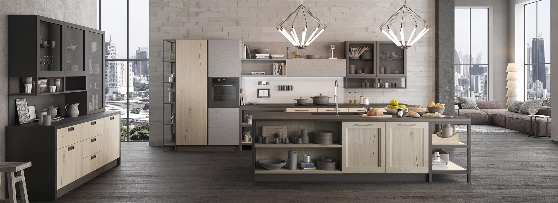 Design d 39 interni per cucine campobasso macrellino for Rivenditori arredo 3
