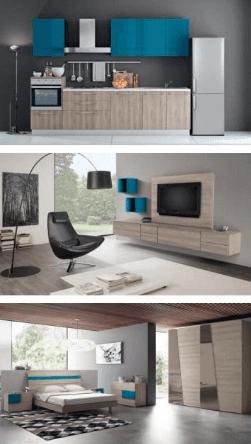 Arredamento offerte promozionali campobasso macrellino for Arredamento completo casa offerte