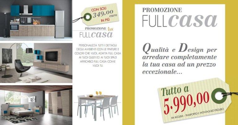 promozione FULL CASA Artigianmobili