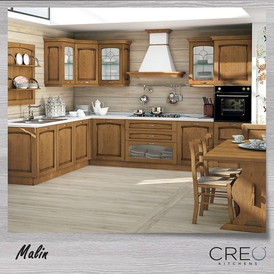 cucine creo kitchens