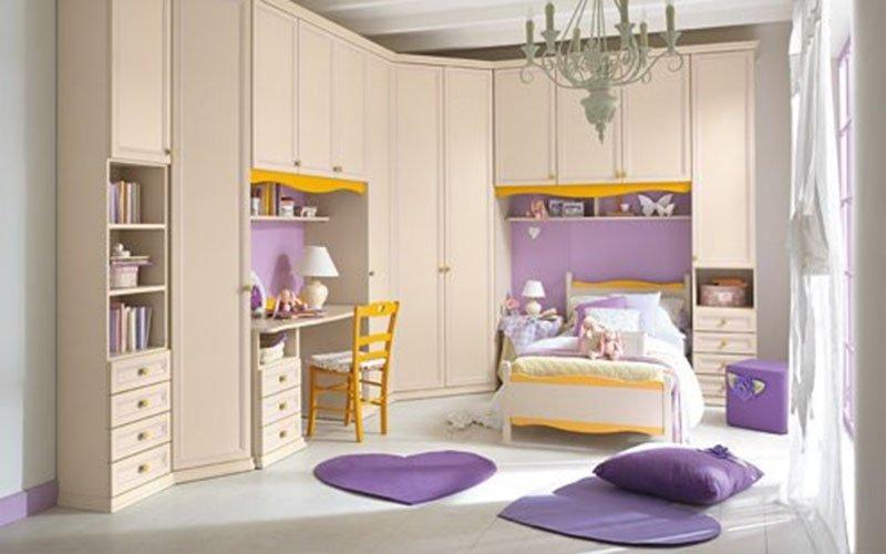 Arredamento per camere bambini campobasso macrellino for Arredamento bambini design
