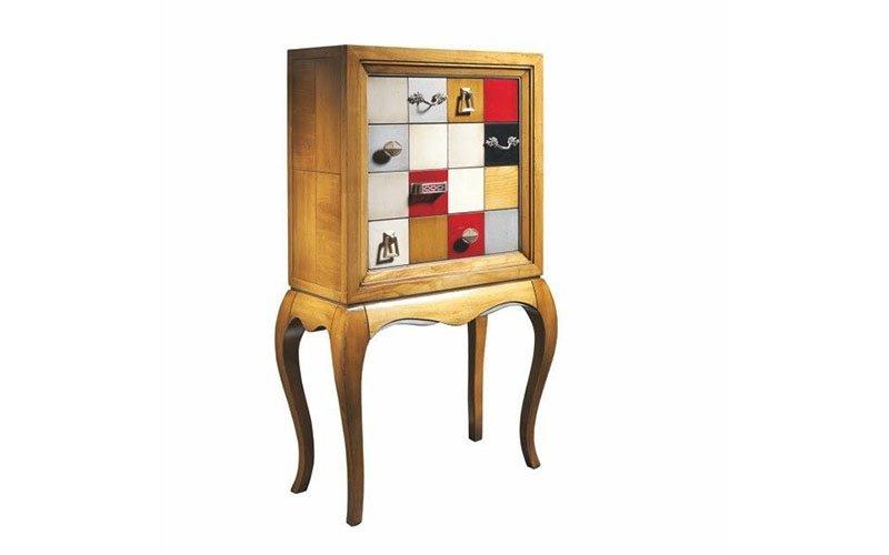 legno massello design arredamento