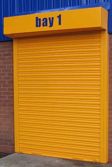 roller sutter door