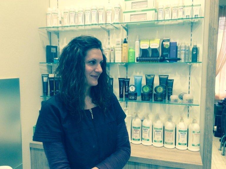 prodotti professionali per i capelli