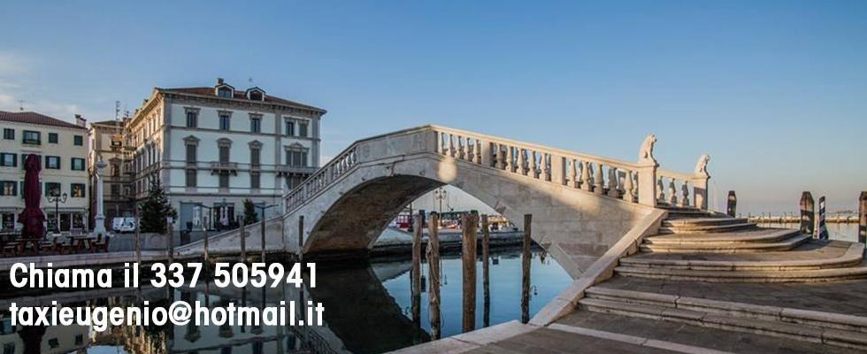 Taxi per Aeroporto Venezia - Chioggia