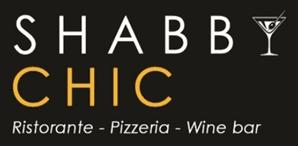 PIZZERIA RISTORANTE WINEBAR SHABBY CHIC - LOGO