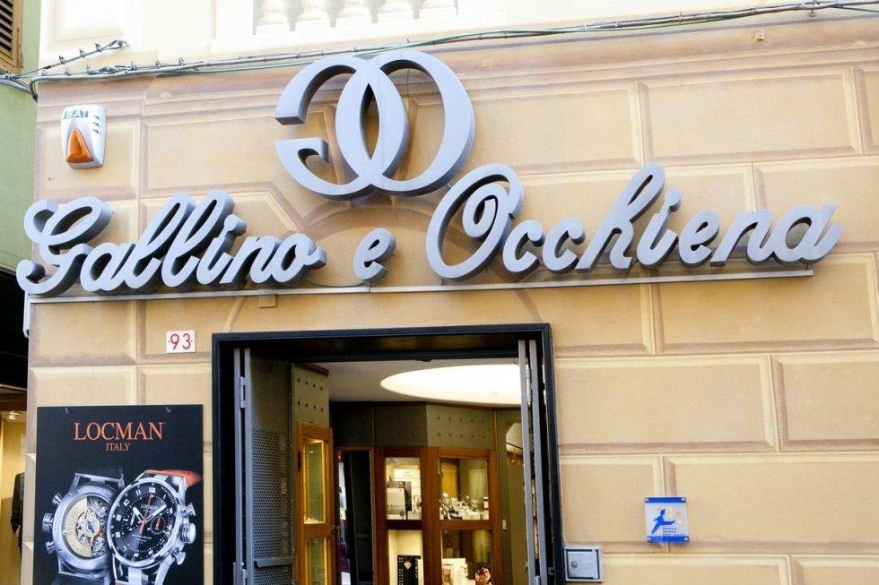 Gallino E Occhiena A Sestri Ponente - Via Sestri 93 R