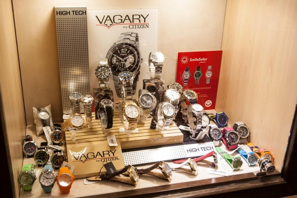 vagary orologi