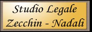 STUDIO LEGALE ZECCHIN - NADALI