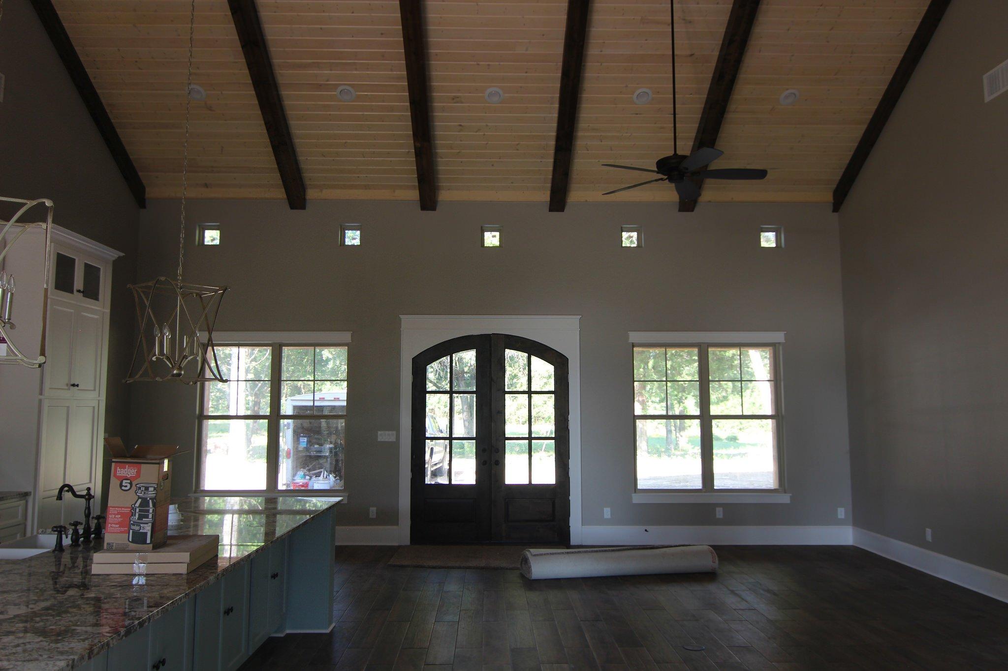 Jk Hatcher Homes - Rozell Project