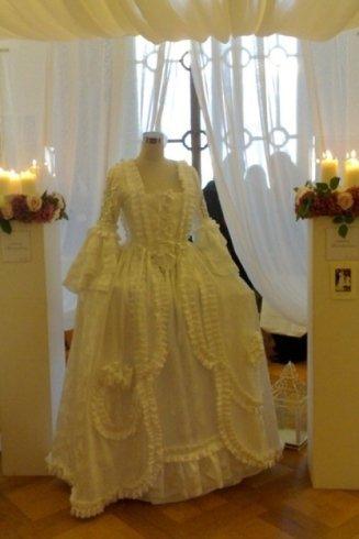 confezionamento vestiti da matrimonio