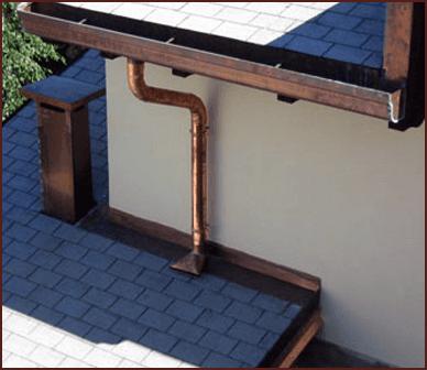 sostituzione tubi pluviali