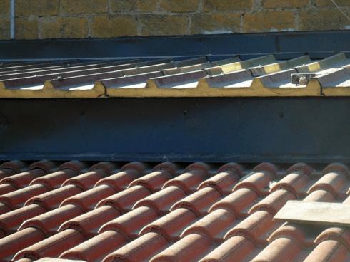 scossaline di lamiera zincata per edilizia