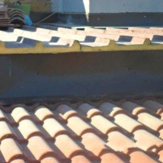 realizzazione tetti e lamiere per coperture