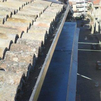 rivestimento di tetti e coperture