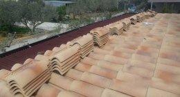 manutenzione grondaie, scossaline e tetti