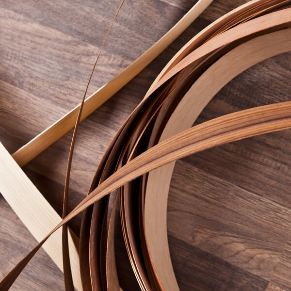 wood strips from carpentry work