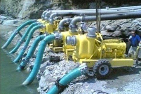 noleggio macchinari drenaggio