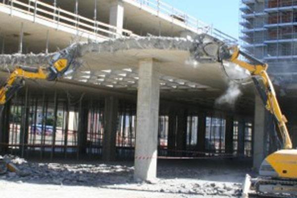 demolizioni edifici