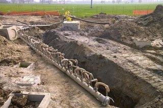 prodotti per scavi edilizia
