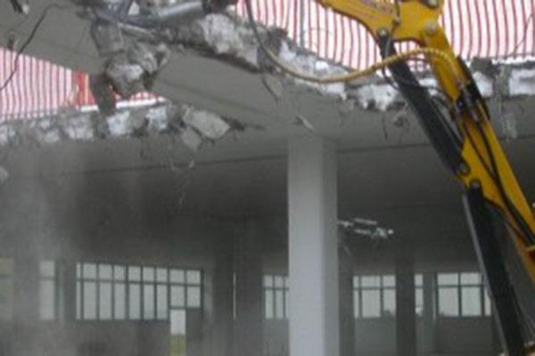 macchinari per demolizioni