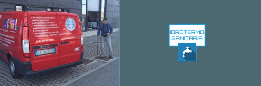 Ricerca perdite d'acqua