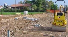 demolizioni di fabbricati, bonifica di terreni edificabili, fondazioni di fabbricati