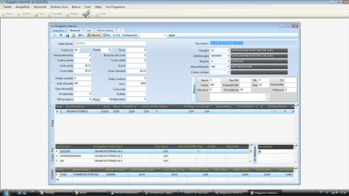 Software per gestione magazzino